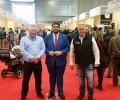 Foto de El presidente de la Diputación respalda en Bilbao la labor de los productores que acuden a Gustoko bajo el paraguas de Ávila Auténtica