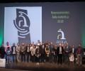 Foto de La Diputación reconoce en su gala de Ávila Auténtica a los empresarios de la provincia por su contribución a la generación de riqueza en el medio rural