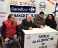 Foto de La Diputación de Ávila y el Banco de Alimentos colaborarán para atender las necesidades en la provincia