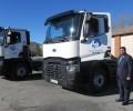 Foto de El Consorcio Provincial de Residuos Zona Norte de Ávila incorpora nuevos vehículos