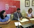 Foto de La Diputación de Ávila aumenta su ayuda al Centro Cultural de Personas Sordas para contar con un intérprete de lengua de signos