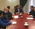Foto de La Diputación de Ávila suscribe un convenio con Caja España para apoyar la labor del Organismo Autónomo de Recaudación