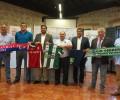 Foto de La Diputación de Ávila promocionará la provincia a través del fútbol con el Real Ávila y la Cebrereña