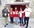 Foto de El presidente de la Diputación de Ávila subraya el papel de Cruz Roja en la atención en emergencias y a colectivos necesitados