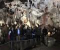 Foto de El presidente de la Diputación de Ávila pone en valor las Cuevas del Águila como recurso dinamizador de la zona