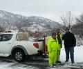 Foto de El operativo de vialidad invernal de la Diputación de Ávila actúa en 180 carreteras de la red provincial