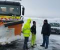 Foto de El presidente de la Diputación supervisa sobre el terreno los trabajos de limpieza en los municipios más afectados por el temporal