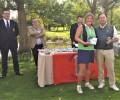 Foto de El III Campeonato Regional de Castilla y León reúne a cerca de 80 jugadores en el campo de golf de Naturávila