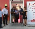 Foto de El presidente de la Diputación resalta el valor de las empresas familiares en la inauguración de Embutidos Ignacio Caro en Sanchidrián
