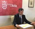 Foto de La Diputación de Ávila destinará cerca de medio millón de euros a actuaciones en Familia, Cultura y Desarrollo Rural