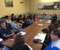 Foto de La Diputación de Ávila prepara la nueva temporada de Juegos Escolares en una reunión de trabajo con los monitores de la provincia