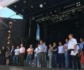 Foto de La Diputación de Ávila muestra su apoyo a la II Fiesta de la Mancomunidad Alberche por unir a los vecinos de la comarca y sus tradiciones
