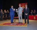 Foto de La Diputación de Ávila impone la Medalla de Oro de la Provincia a Plastic Omnium por su implantación y creación de empleo en el medio rural