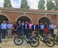 Foto de La Diputación de Ávila impulsa recorridos sostenibles por la Sierra de Gredos con diez bicicletas eléctricas
