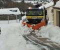 Foto de La Diputación de Ávila colaborará con los ayuntamientos de la provincia en la limpieza de los núcleos urbanos afectados por la nevada
