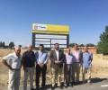 Foto de La Diputación mejora la carretera entre Bercial de Zapardiel y Bernuy de Zapardiel con una inversión de 300.000 euros