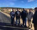 Foto de La Diputación de Ávila realiza obras de mejora en la carretera entre Muñogalindo y Salobralejo