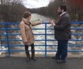 Foto de El presidente de la Diputación de Ávila visita los principales puntos de la provincia afectados por la crecida de los ríos