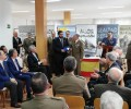 Foto de El presidente de la Diputación de Ávila, galardonado con la distinción 'Leal a las Fuerzas Armadas' de la Subdelegación de Defensa