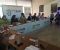 Foto de La Diputación de Ávila defiende en la Mesa del Transporte la necesidad de adecuar los servicios a las circunstancias del medio rural