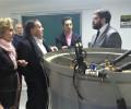 Foto de El presidente de la Diputación de Ávila subraya el potencial innovador de la provincia a través del Grupo de Investigación TIDOP de la USAL