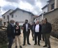 Foto de El presidente de la Diputación de Ávila demanda la mejora de la financiación local para atender las necesidades de los municipios