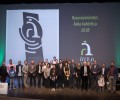La Diputación reconoce en su gala de Ávila Auténtica a los empresarios de la provincia por su contribución a la generación de riqueza en el medio rural