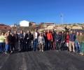 La Diputación de Ávila mejora la carretera entre Navaquesera y Navatalgordo con una inversión de 230.000 euros