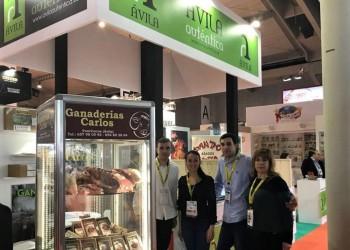 Ávila Auténtica muestra desde hoy en Alimentaria la calidad de los productos agroalimentarios de la provincia (2º Fotografía)