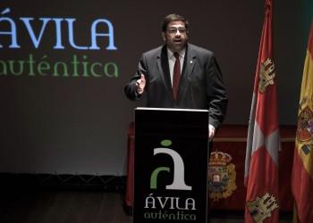La Diputación reconoce en su gala de Ávila Auténtica a los empresarios de la provincia por su contribución a la generación de riqueza en el medio rural (2º Fotografía)