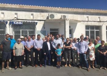 La Diputación de Ávila interviene en la carretera de acceso a Casasola para ampliarla y mejorar la seguridad vial (2º Fotografía)