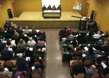 El Consejo Provincial de Personas con Capacidades Diferentes celebra su primer pleno (2º Fotografía)