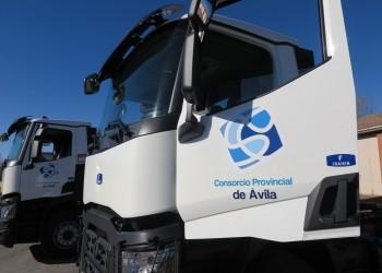 El Consorcio Provincial de Residuos Zona Norte de Ávila incorpora nuevos vehículos (2º Fotografía)