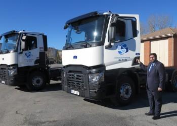 El Consorcio Provincial de Residuos Zona Norte de Ávila incorpora nuevos vehículos