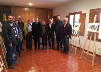 La Diputación recuerda a Emilio Rodríguez Almeida en el II Día de los Puentes con el descubrimiento de una señal en Puente Arco y dos exposiciones (2º Fotografía)