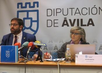 La Diputación de Ávila presenta su nueva imagen de marca como un paso más en transparencia, cercanía y compromiso con la provincia (2º Fotografía)