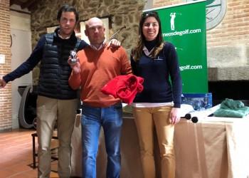 El campo de golf de Naturávila abre la temporada con dos torneos que congregan a cerca de 200 jugadores (2º Fotografía)