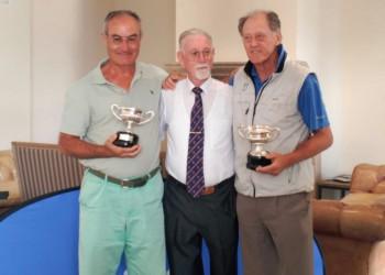 Jugadores del Naturávila Golf se proclaman campeones de España de dobles y del Abierto de Madrid (2º Fotografía)
