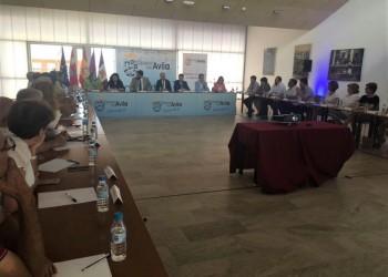 La Diputación de Ávila defiende en la Mesa del Transporte la necesidad de adecuar los servicios a las circunstancias del medio rural (2º Fotografía)