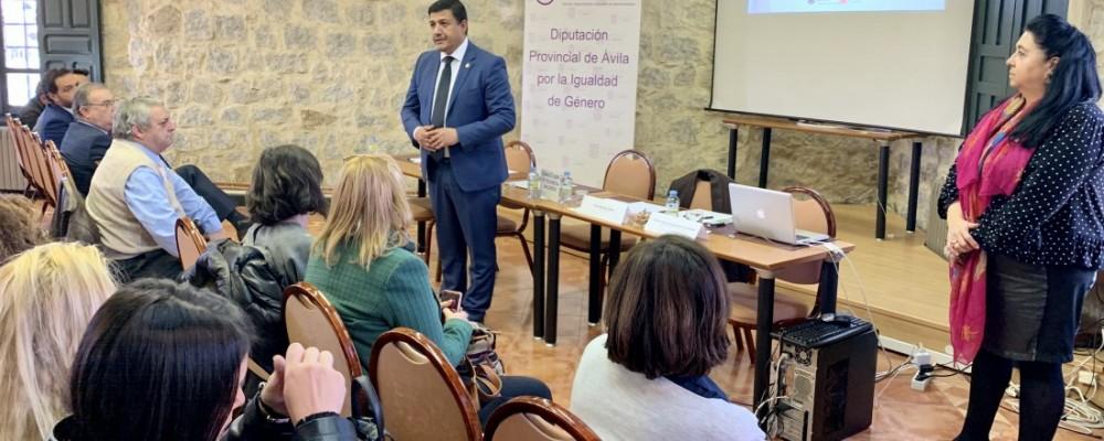 La Diputación organiza una jornada de formación en Políticas Sociales y de Igualdad dirigida a alcaldes y concejales de la provincia