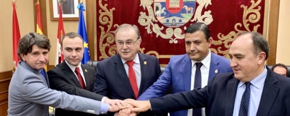 """García: """"Con la aprobación unánime de los Presupuestos mandamos un mensaje de fortaleza institucional en un momento crucial"""""""