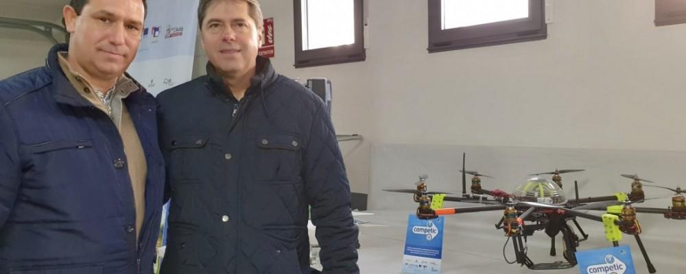 Tecnología puntera para una agricultura inteligente y sostenible en Nava de Arévalo