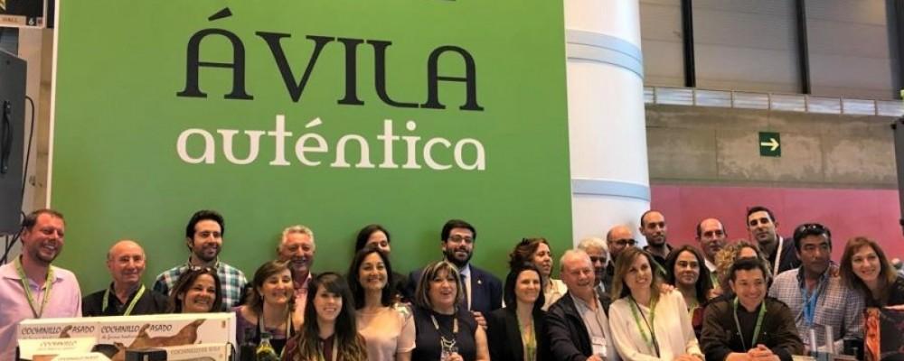 La Diputación de Ávila llevará al Salón Gourmets a una veintena de empresas de la provincia a través de la marca Ávila Auténtica