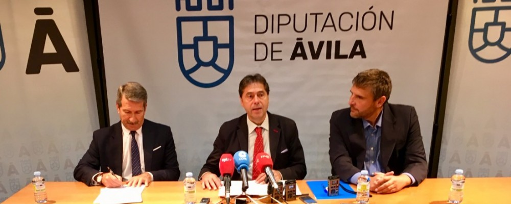 La Diputación y Confae se unen para becar a diez alumnos del Máster en Emprendimiento y Liderazgo de la UCAV