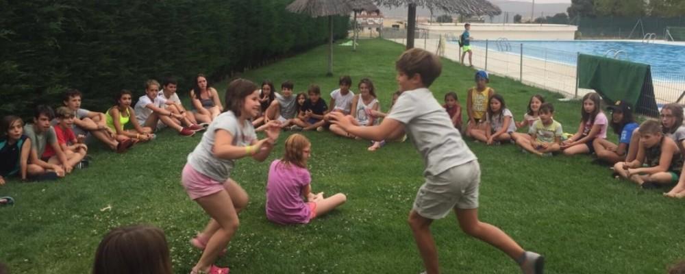Solosancho concluye su campamento de verano con la participiación de más de 150 chicos