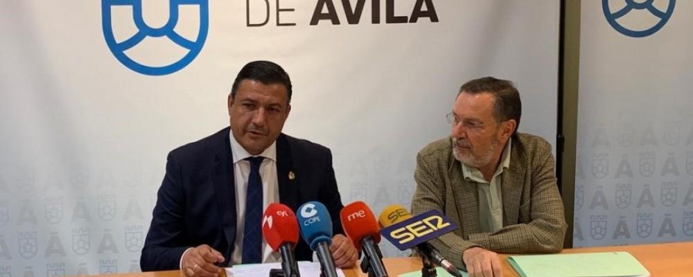 La Diputación de Ávila firma un convenio de colaboración con la Asociación Española contra el Cáncer destinado a su casa de acogida