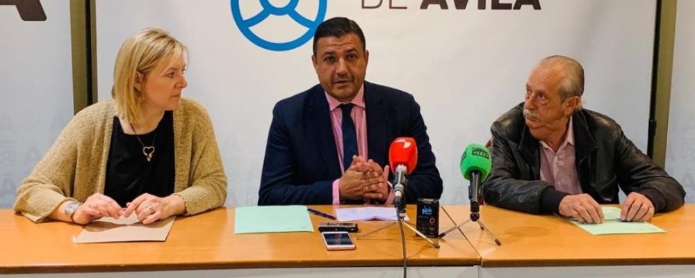 La Diputación de Ávila firma un convenio de colaboración con GEARA