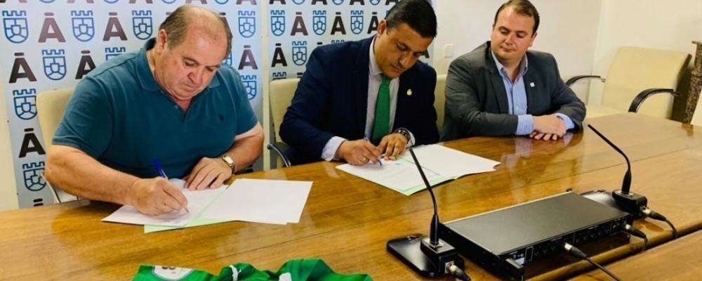 Ávila Auténtica seguirá en la camiseta de la CD Cebrereña durante la temporada 2019-2020