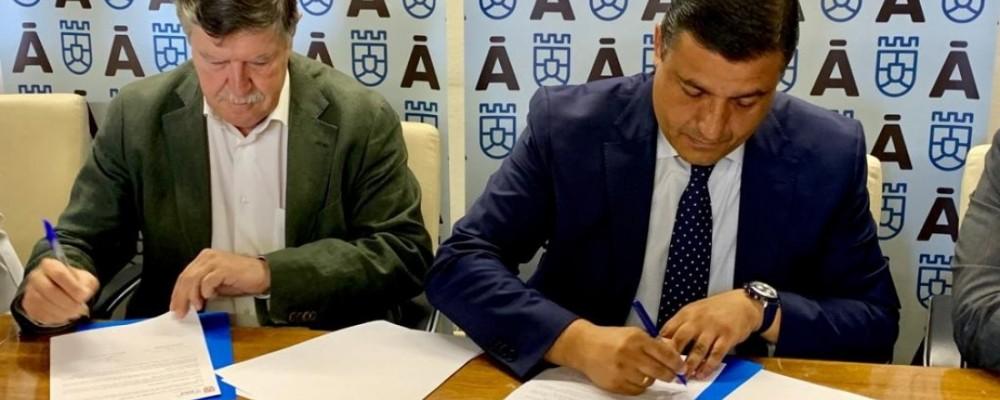 La Diputación apuesta por los deportes autóctonos a través del convenio con la Casa Social Católica
