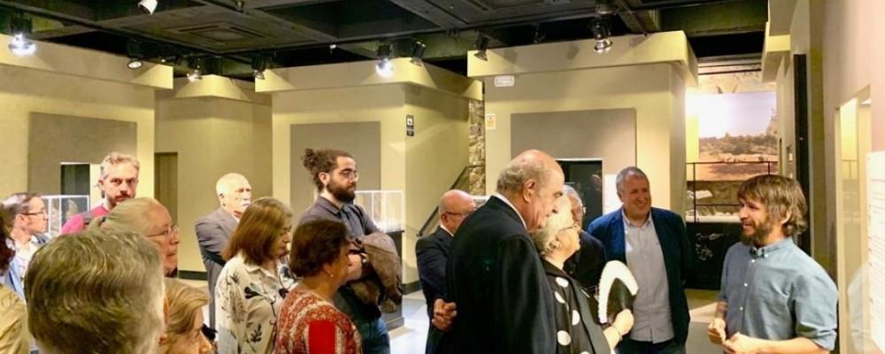 El legado del arqueólogo Antonio Molinero, en el Torreón de los Guzmanes hasta el 31 de agosto